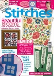 Журнал Mary Hickmott's New Stitches №225