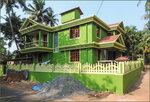 Зелёный домик