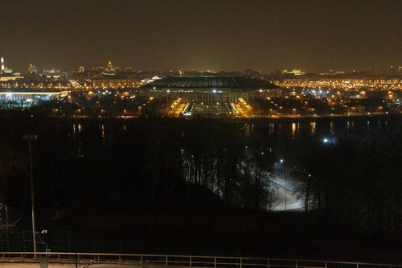 Лужники, Москва