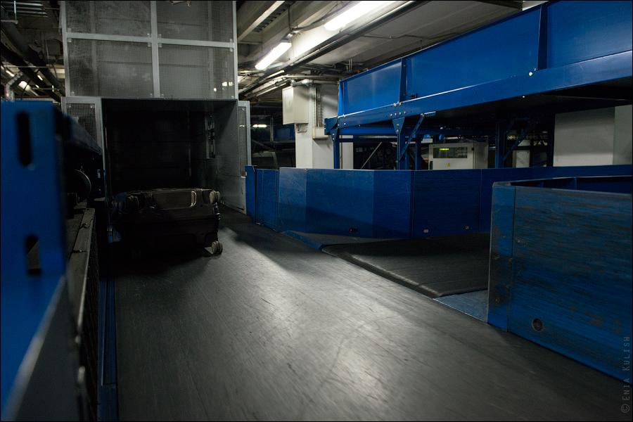 Как проверяют багаж в аэропорту домодедово