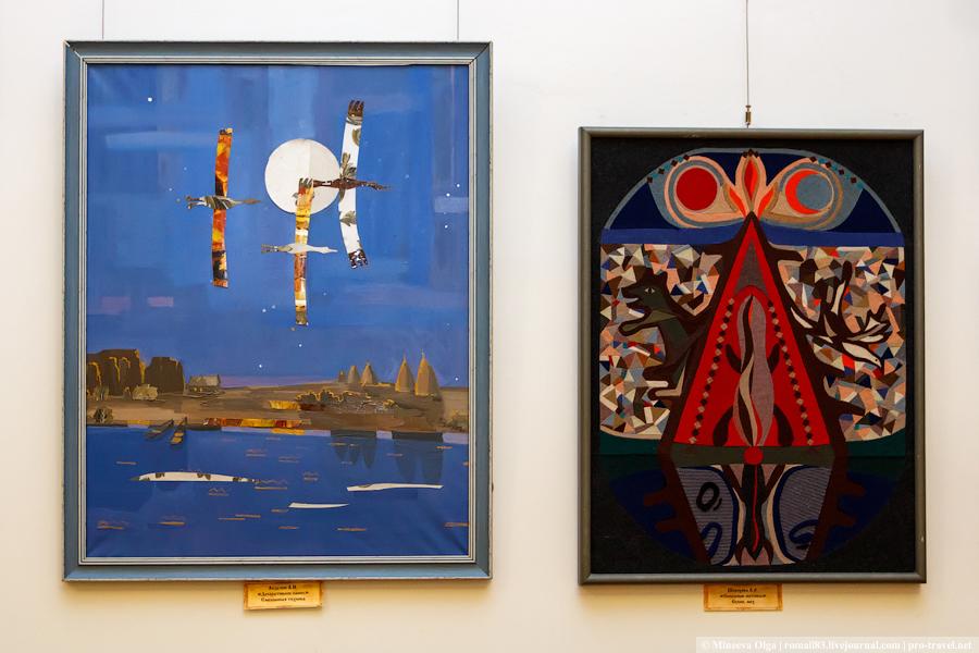 Живопись для всех. Выставка в Тобольском музее
