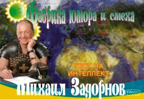 Задорнов Михаил. Тест на интеллект