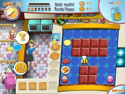 PAC-MAN Pizza Parlor screenshot 4