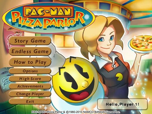 PAC-MAN Pizza Parlor FINAL