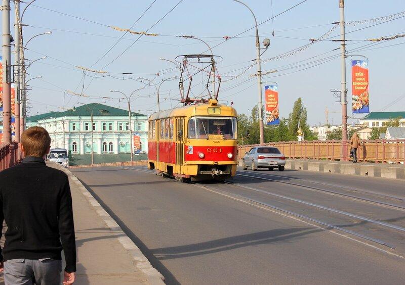 Трамвай 061
