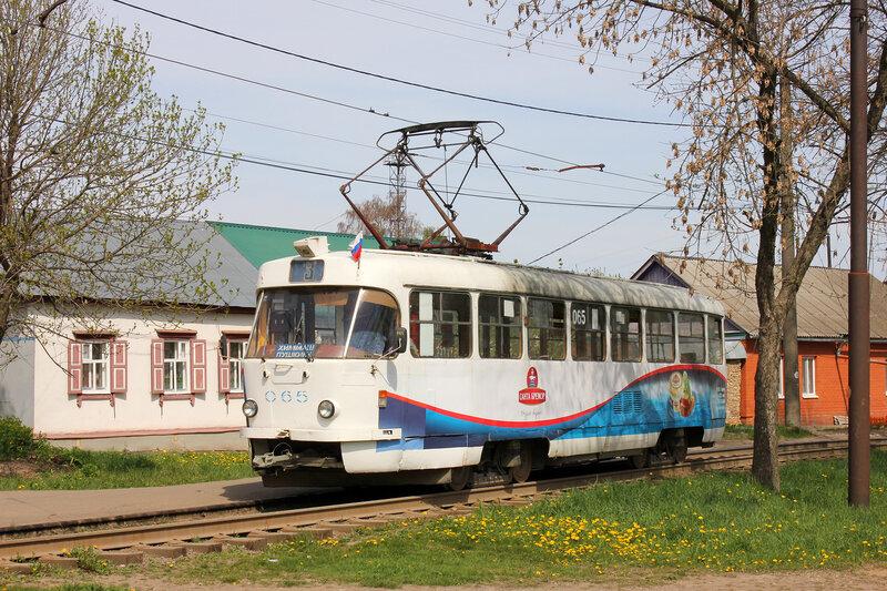 Трамвай 065