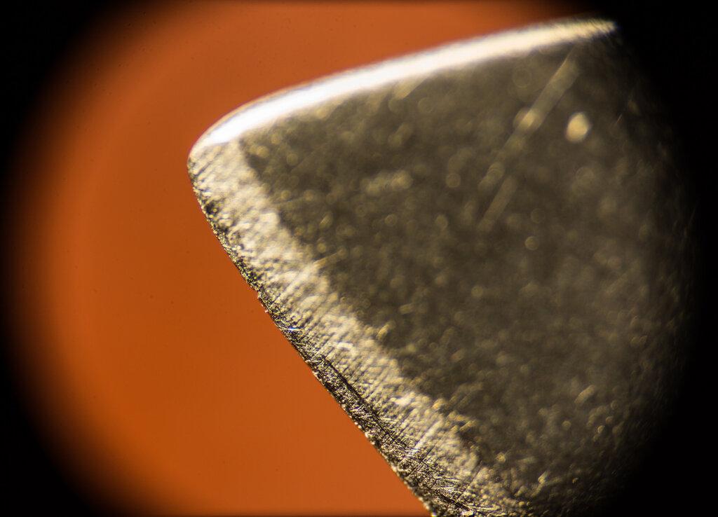 Лезвие ножа