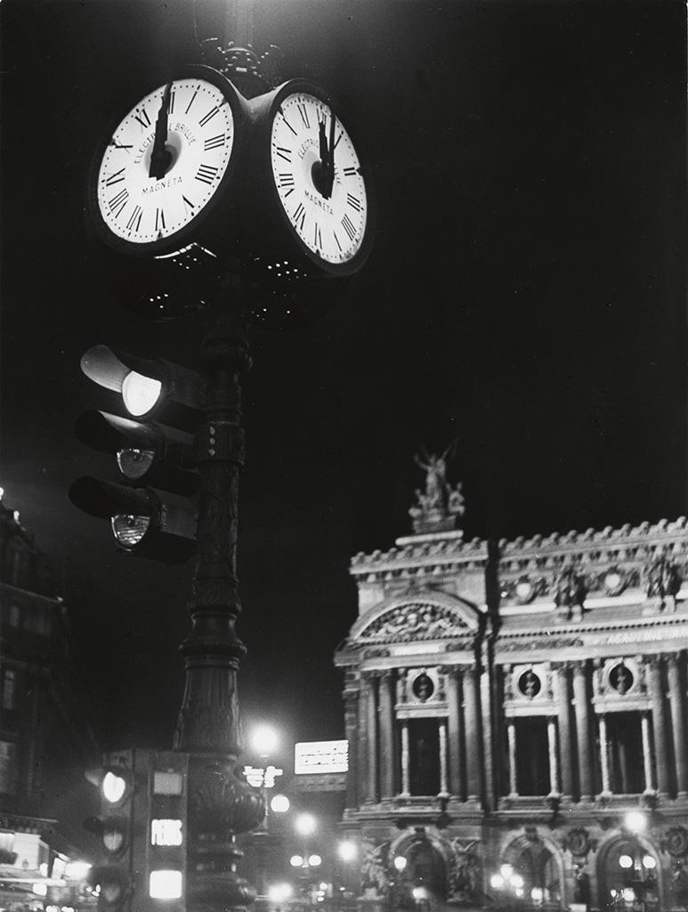 1935. Площадь Оперы