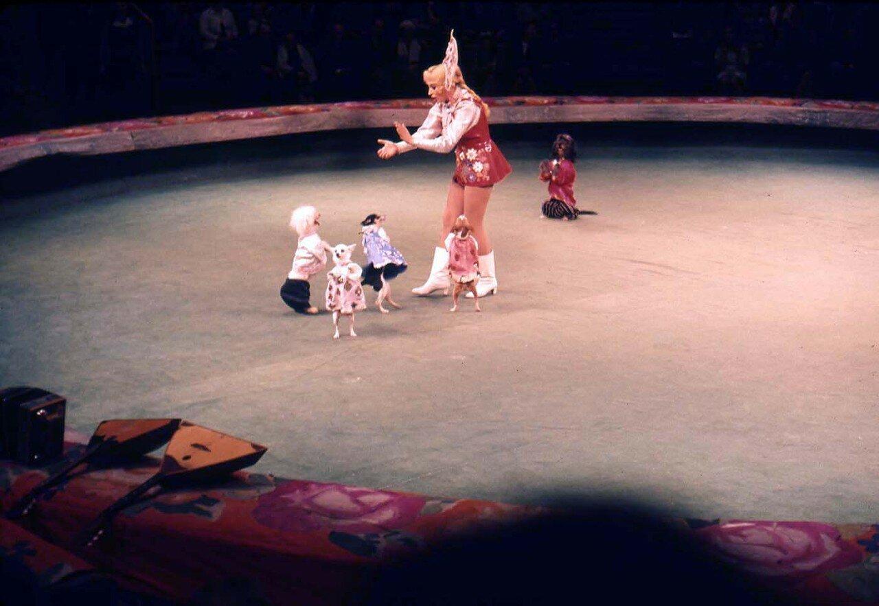 09. Московский цирк