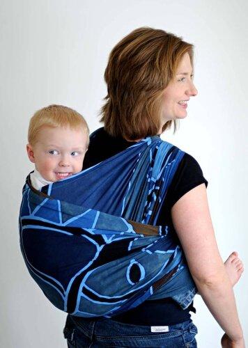 Трикотажный слинг-шарф Gypsymama