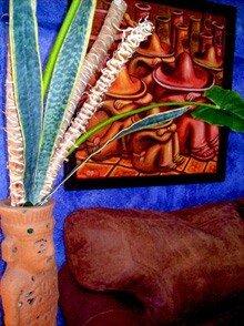 мексиканский стиль интерьера