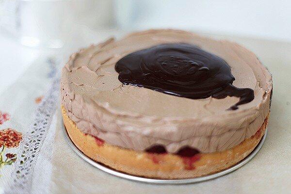 торт гусиные лапки по госту