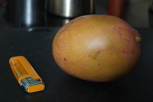 бразильский манго из Рими