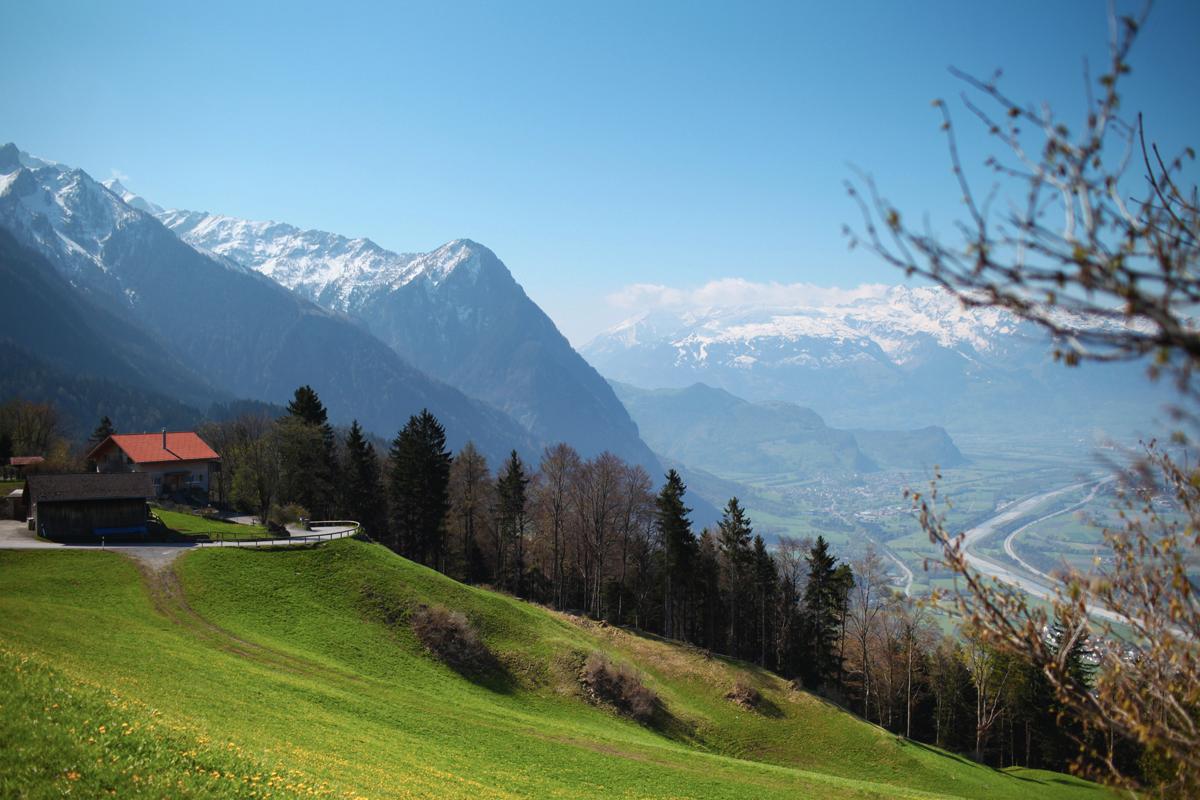 горы в лихтенштейн фото настоящее фотоискусство готовит