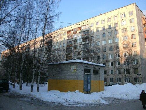 Купчинская ул. 20к3