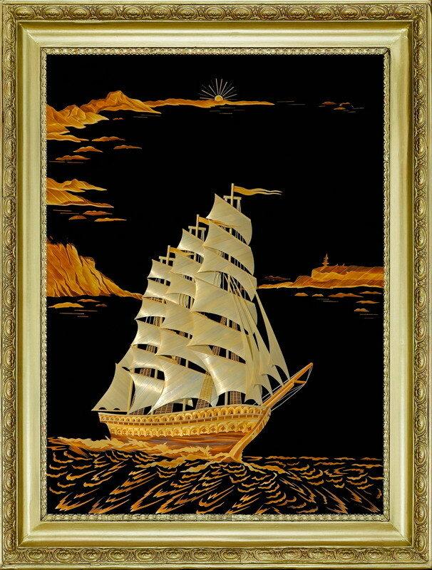 0 65fec b9e162db XL Картины из соломки Валерия Козлова.