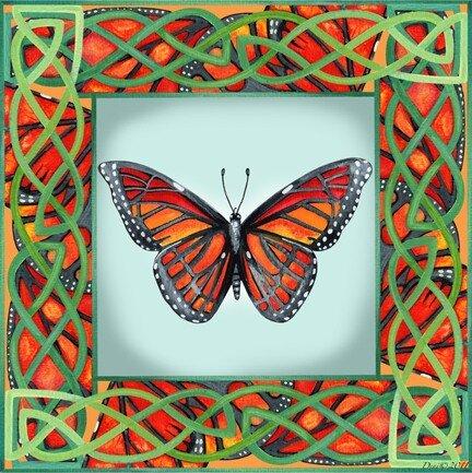 Freeman.  Часть 1. Часть 2. Denise. художницы.  Бабочки.