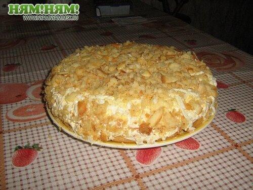 Закусочный торт.