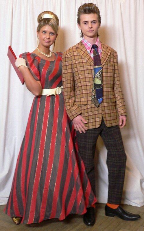 0 5a11b f5eede1e XL Коллекция костюмов «Стиляги» в стиле 1950 х годов (фотографии)