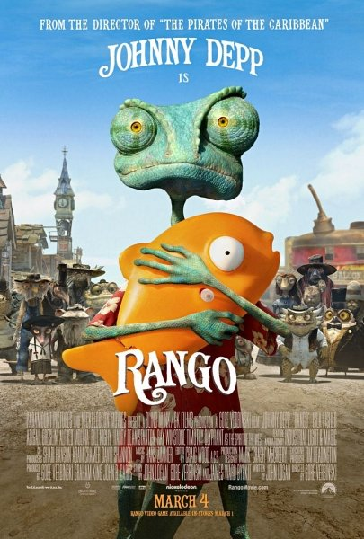 Ранго / Rango (Extended Cut/2011/HDRip)
