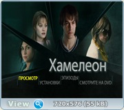 Хамелеон / The Chameleon (2010/DVDRip/1.45Gb/700Mb/DVD9)