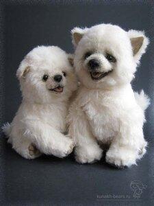 Лиска и Снежок