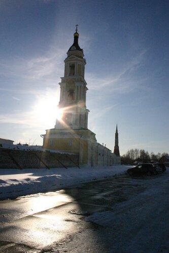 Старо-Голутвин монастырь...