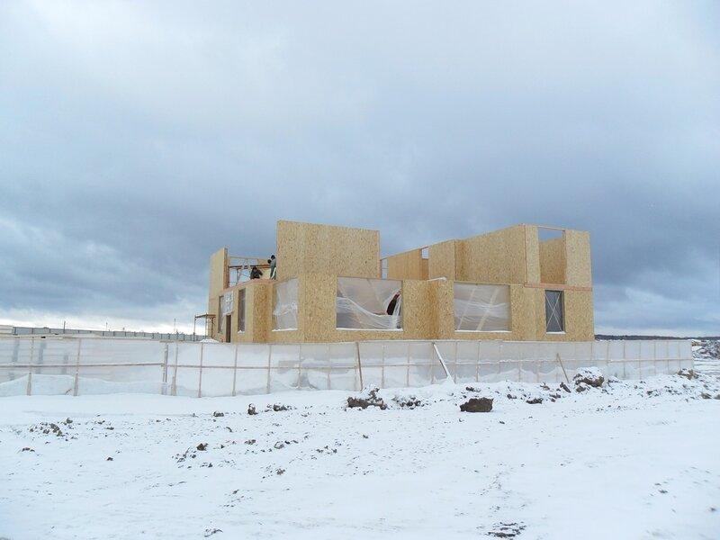 Вид дома 23.02.2011