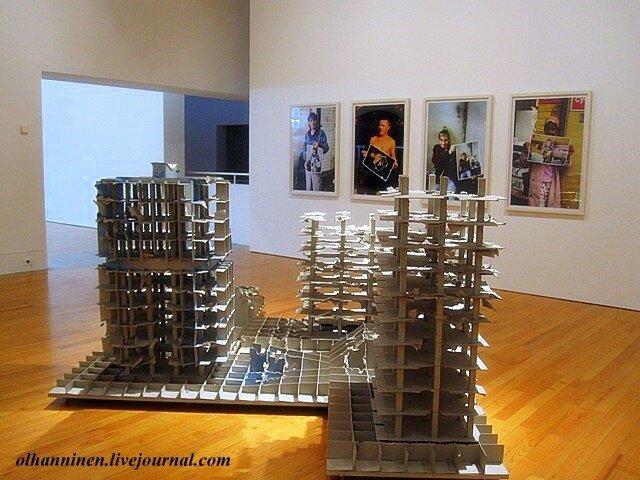 Современная фотография в португальском музее Лиссабона Культурный Центр Белема
