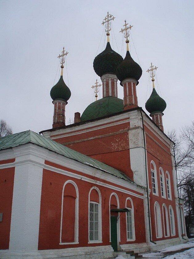 Церковь Александра Невского. Переславль-Залесский