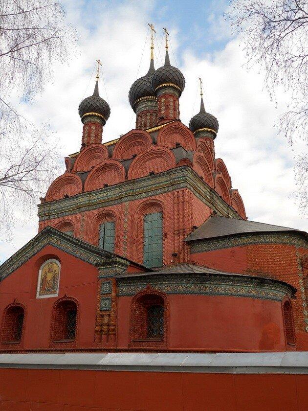 Церковь Богоявления Господня. Ярославль