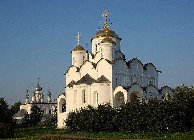 Покровский монастырь. Суздаль