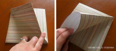 Лилии из бумаги