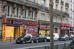 Париж. Секс на продажу