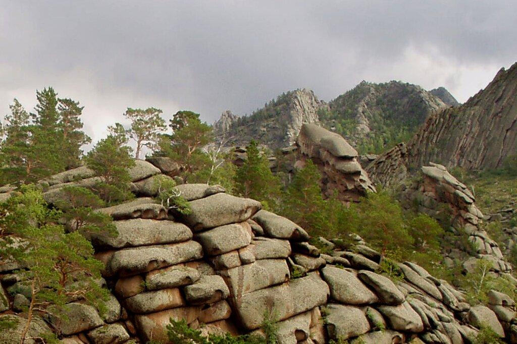 Природа Баян Аула