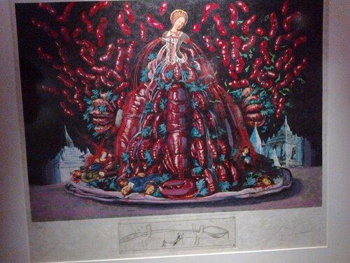 Lobster Art Salvador Dali