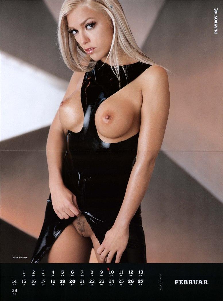 календарь Playboy Germany Playmate Calendar 2011 - Katie Steiner