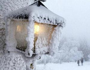 В Приморье вернулась зимняя погода