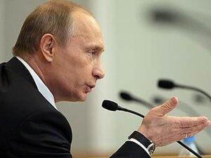 """Путин потребовал гарантировать безопасность от боеприпасов на строительстве """"Снеговой пади"""" во Владивостоке"""