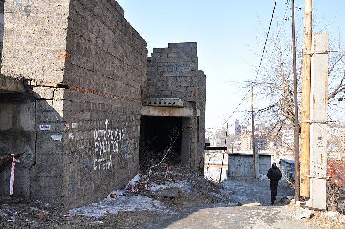 Владивосток: не скрытая угроза