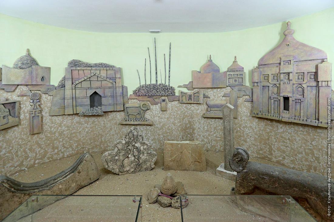 Форт-Шевченко этнографический музей