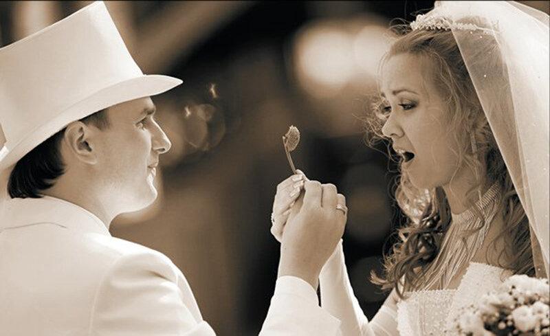 Случайно заснял на свадьбе трусики невесты