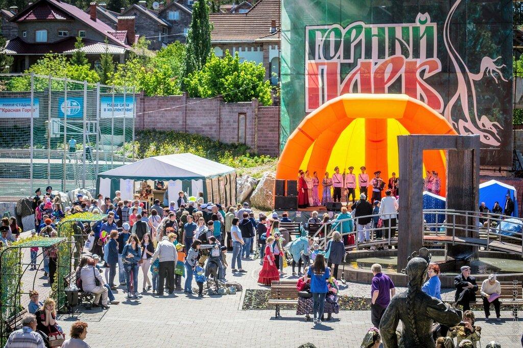 Златоуст. Фестиваль Злата-Горка, Казарла, 2017