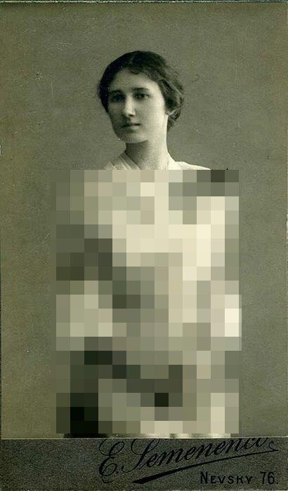 Скандальные выпускные платья конца ХIX - начала XX века