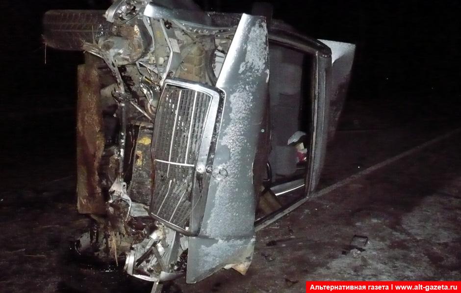 В 118 ДТП за неделю пострадали люди и погиб пешеход