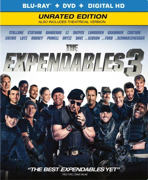����������� 3 / The Expendables 3 (2014) HDRip / BDRip 720p / BDRip 1080p