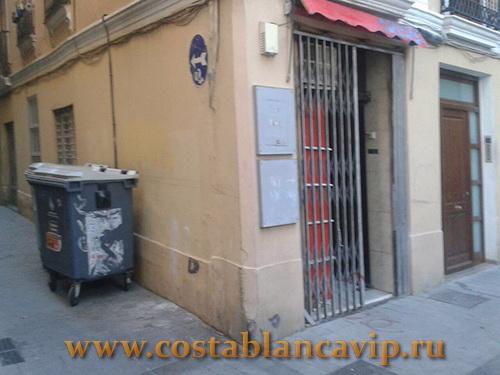 Коммерческая недвижимость под кафе в валенсии испания