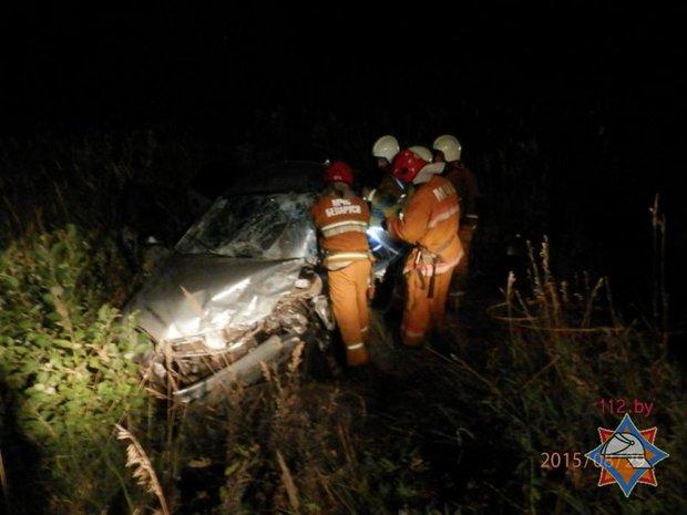 Смертельное ДТП произошло в Могилевской области