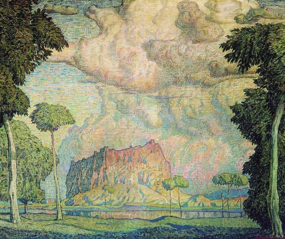 Тропический пейзаж. 1906.jpg