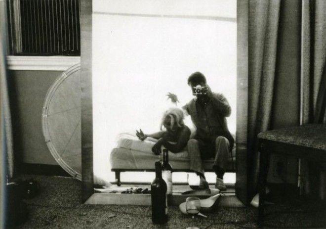 Последняя и самая чувственная фотосессия Мэрилин Монро